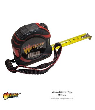 Bolt Action Warlord Tape Measure
