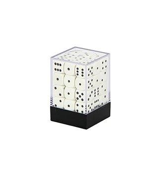 Sale The Brick - 12mm witte D6 (36 stuks)