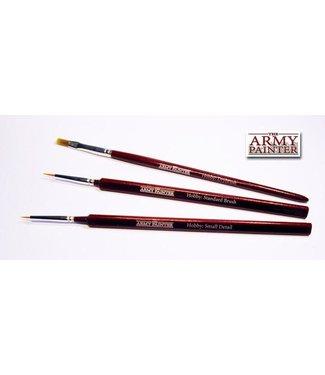 The Army Painter Hobby Brush Set - Standard, Small Detail, Drybrush