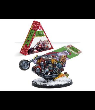 Infinity Fat Yuan Yuan, Limited Christmas Edition