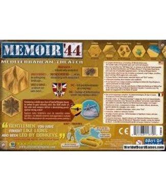 Memoir '44 Memoir '44 Mediterranean Theater (Tijdelijk niet leverbaar)