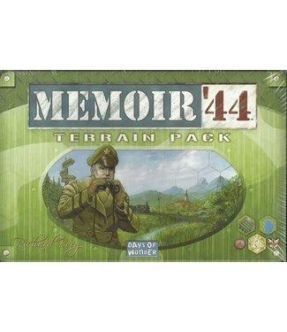 Memoir '44 Memoir '44 Terrain pack (Tijdelijk niet leverbaar)