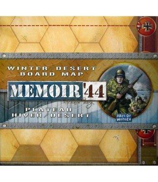 Memoir '44 Memoir '44 winter/desert maps (Tijdelijk niet leverbaar)