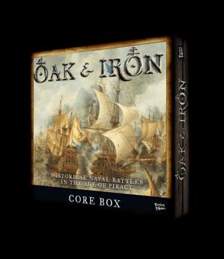 Oak & Iron Oak & Iron Corebox