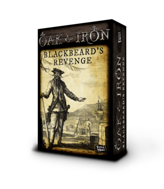 Oak & Iron Oak & Iron Blackbeard's Revenge