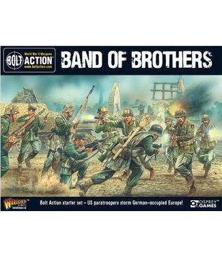 """Bolt Action Bolt Action 2 Starter Set - """"Band of Brothers"""""""