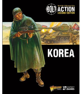 Bolt Action Bolt Action: Korea supplement