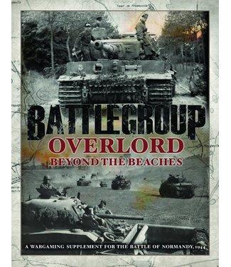 """Battlegroup Battlegroup: Overlord """"Beyond the Beaches"""" Supplement"""