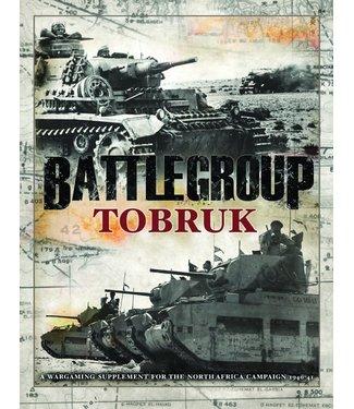 Battlegroup Battlegroup: Tobruk Supplement