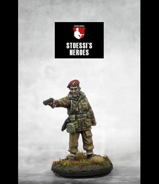 Stoessi's Heroes British Airborne General – Roy