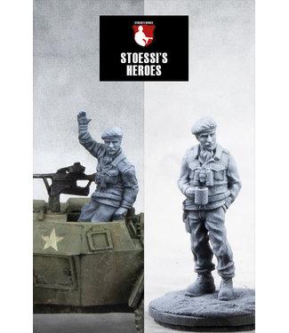 Stoessi's Heroes British Army Brigadier – John Ormsby Evelyn 'JOE' Vandeleur