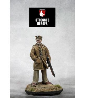 "Stoessi's Heroes British Army Colonel (SAS) – David Stirling ""Phantom Major"""