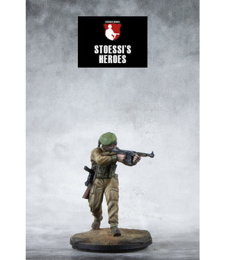 """Stoessi's Heroes Canadian Private – Léo Major """"One-Eyed One-Man Army"""""""