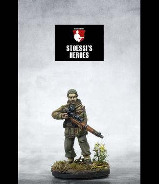 Stoessi's Heroes Canadian Highlander Sergeant – Harold