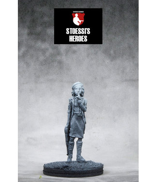 """Stoessi's Heroes French Resistance  SOE – Nancy Wake """"White Mouse"""""""