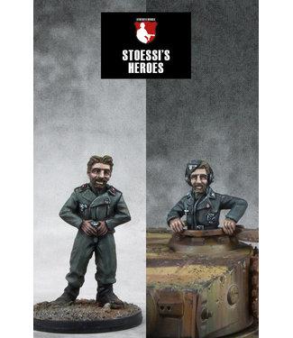 Stoessi's Heroes German Feldwebel & Panzer Ace – Kurt Knispel