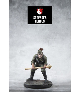 Stoessi's Heroes German Hauptmann & Infantry Ace – Günther Viezenz