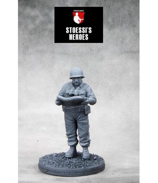 Stoessi's Heroes US Novelist & War Reporter – Ernest Hemingway
