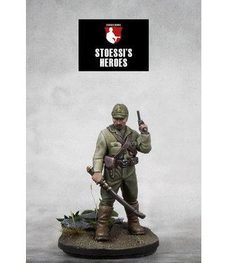 Stoessi's Heroes Japanese 2nd Lieutenant – Hiroo Onoda