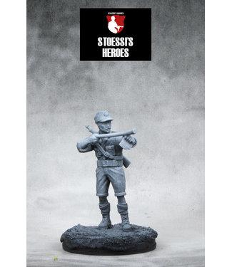 Stoessi's Heroes Japanese General – Tadamichi Kuribayashi