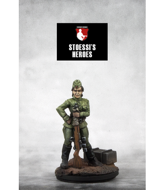 Stoessi's Heroes Red Army Sniper – Lyudmilla
