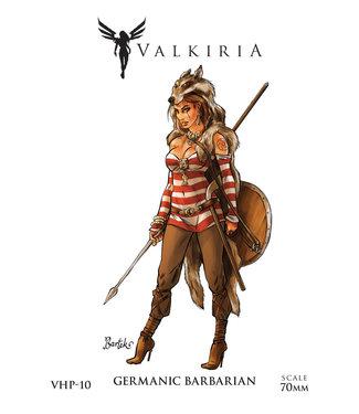 Valkiria Miniatures Germanic Barbarian