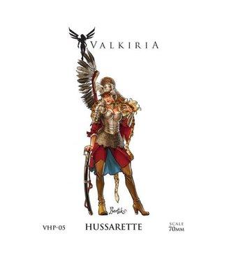 Valkiria Miniatures Hussarette