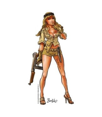 Valkiria Miniatures SAS Girl
