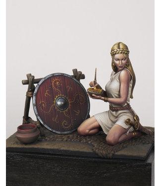 Valkiria Miniatures Slavic Shieldmaiden
