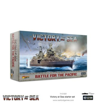 Victory at Sea Battle for the Pacific - Victory at Sea starter game