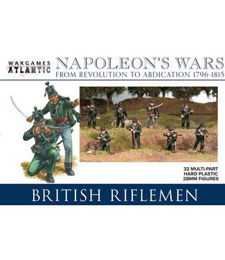 Wargames Atlantic British Riflemen