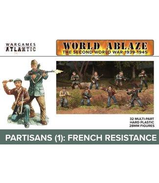 Wargames Atlantic Partisans (1) French Resistance