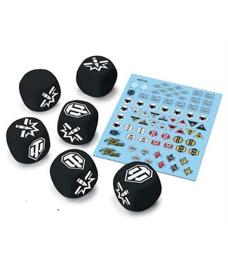 World of Tanks Tank Ace Dice and Decals