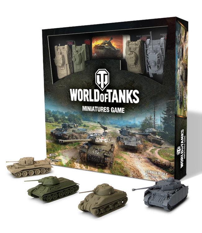 World of Tanks World of Tanks Miniature game
