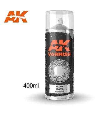 AK interactive Matt Varnish Spray