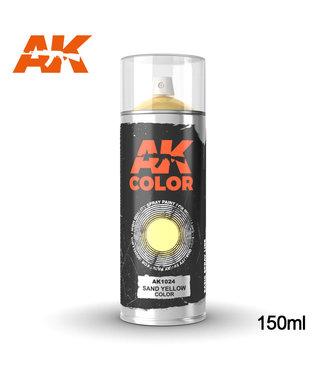 AK interactive Sand Yellow Color Spray