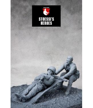 Stoessi's Heroes US Combat Medic – Desmond Doss