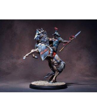 Arena Rex Dextarius (with riding Ywain)