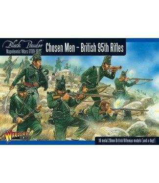 Black Powder 95th Rifles - Chosen Men