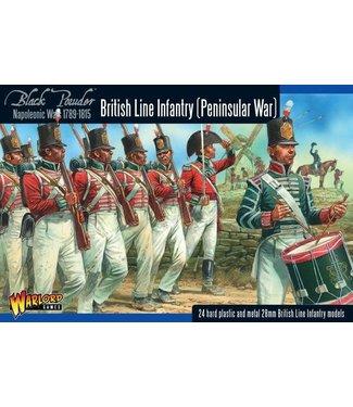 Black Powder British Line Infantry (Peninsular War)