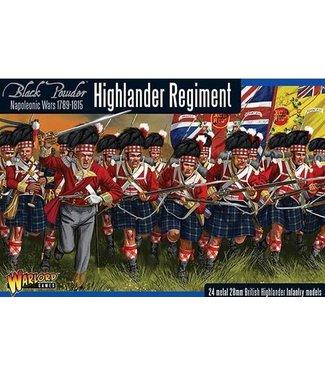Black Powder Highlanders Regiment
