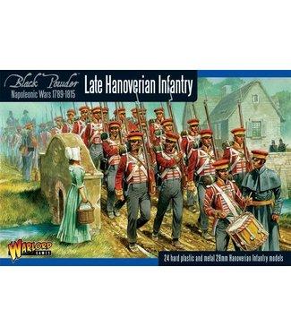 Black Powder Napoleonic Hanoverian Line Infantry Regiment