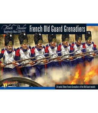 Black Powder French Old Guard Grenadiers
