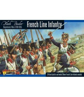Black Powder Napoleonic French Line Infantry