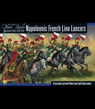 Black Powder Napoleonic French Line Lancers