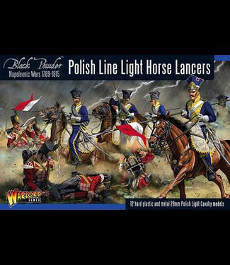 Black Powder Napoleonic Polish Line Light Horse Lancers