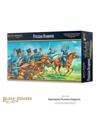 Black Powder Prussian Dragoons