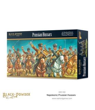 Black Powder Prussian Hussars