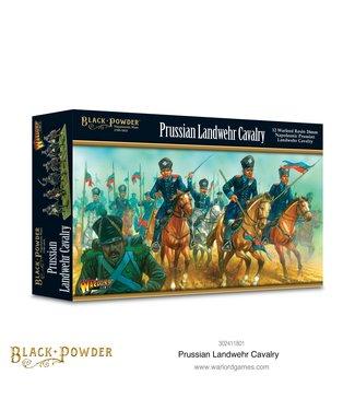Black Powder Prussian Landwehr cavalry