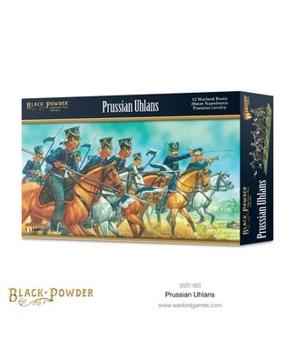 Black Powder Prussian Uhlans
